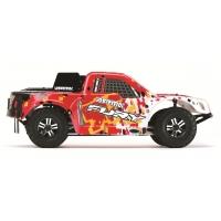 Шорткорс ARRMA Fury 2WD 1/10 красный (AR102532)