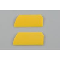 Лопатки сервооси желтые