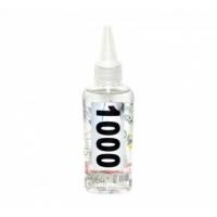 Силиконовое масло для амортизаторов Shock Oil 1000 60мл