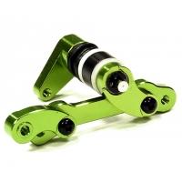 Рулевая трапеция (зеленый) для HPI 1/12 Savage XS Flux