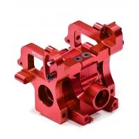 Корпус коробки передач (красный) для HPI Savage XL & X 4.6 RTR