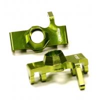Рулевые кулаки (зеленый) для HPI Savage XL Flux & X 4.6