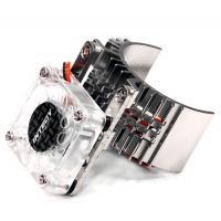 Motor Heatsink w/ Cooling Fan for Slash, Stampede, Rustler & Bandit