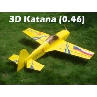 Модель самолета CYmodel Katana S 40