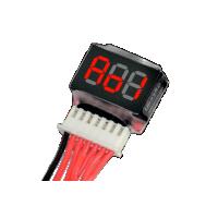 Индикатор питания для LiPo аккумуляторов 1-6S