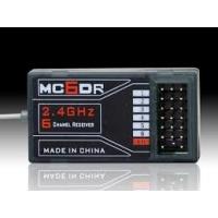 Приемник Hobby-Sky MC6DR 6-кан 2.4Ггц