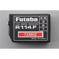 Приемник Futaba R114F 72.870Мгц