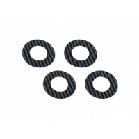 Dust Cover Tape (4 pcs) For 3racing Sakura Zero