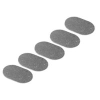 Chassis Downstops Protection Plate For 3racing Sakura Zero