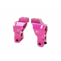 Aluminum Rear Hub (1 Degree) For Sakura D3