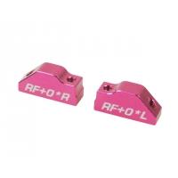 2 Piece Suspension Mount RF-0 For 3racing Sakura XI