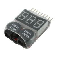 Индикатор питания для LiPo аккумуляторов