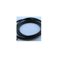 Трубка питательная 2x4x1000мм (черная)