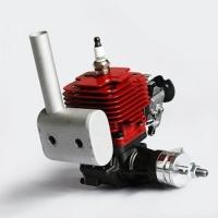 Двигатель бензиновый CRRCPro GF26I V2