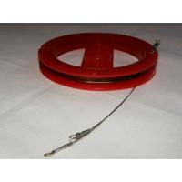 Трос (корд) 0,4мм распаянный (15.25м) с катушкой