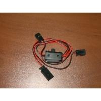 Выключатель бортового питания с разъемом для зарядки