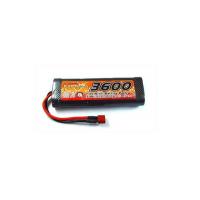 Аккумулятор NiMh 3600мАч 7.2В (T-Plug)