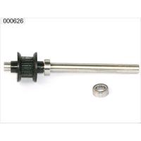 000626 (EK1-0639) Вал хвостового ротора Esky 900