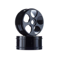 TYPHON 5 SPOKE WHEEL (Black) (2pcs)