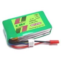 Аккумулятор LiPo Esky 11.1V 1000мАч