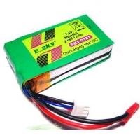 Аккумулятор LiPo Esky 7.4V 800мАч Lama V4