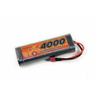 Аккумулятор NiMh 4000мАч 7.2В (T-plug)