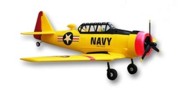 Самолет TW-758-2 TEXAN AT-6 PNP