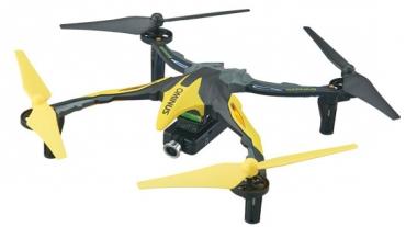 Квадрокоптер Dromida Ominus FPV UAV (желтый)