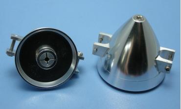 Кок алюминиевый под складывающиеся лопасти 33х30 (3.17мм)
