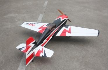 Модель самолета ARF SBACH300 20CC V2 C.F. version A