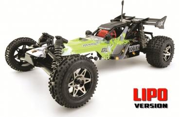 Дезерт багги ARRMA Raider 2WD BLX