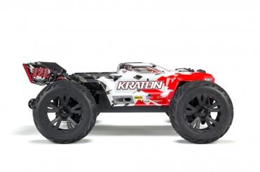 ARRMA Kraton BLX 4S 4x4 1/10 (красный)