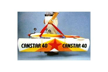 Подставка для транспортировки модели самолета