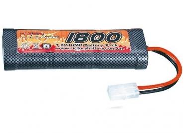 Аккумулятор NiMh 1800мАч 7.2В