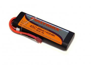 Аккумулятор LiPo Fullymax 7.4V 4000мАч (в корпусе NiMh)
