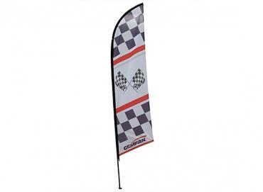 Флаг Gemfan
