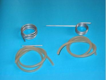 Водяное охлаждение для эл. мотора SPEED 400, Vladyka