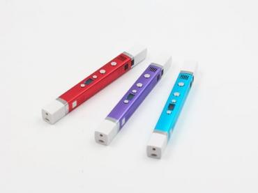 3D ручка Myriwell 3 (фиолетовый металлик) RP-100C