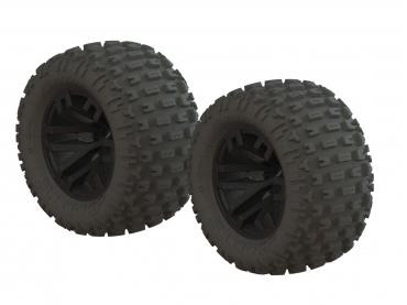 Комплект колес Dboots Fortress MT 2шт