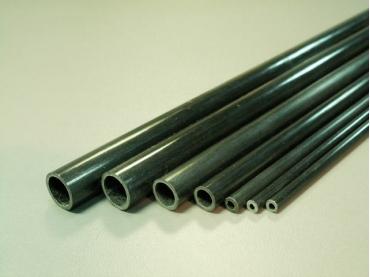 Трубка карбоновая 8,0x6,0x1000мм