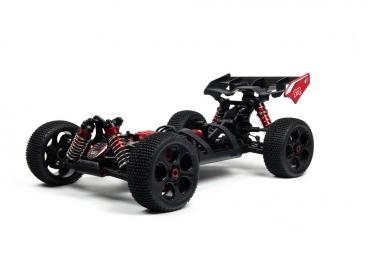 Багги ARRMA Typhon 1/8 BLX 4WD (красный)