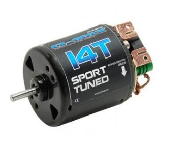 Электродвигатель RS540-14T на 14 витков