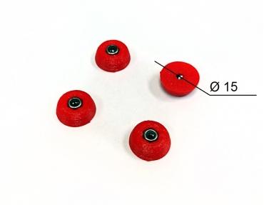 Посадочные шасси для квадрокоптера (Ø 15, M3, 4шт.)