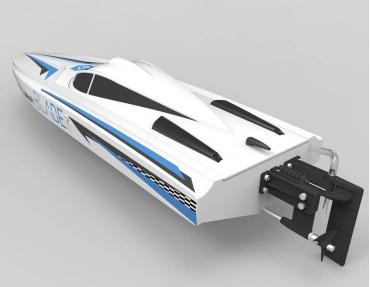 Радиоуправляемый катер Racent Blade 60 RTR (б/к)