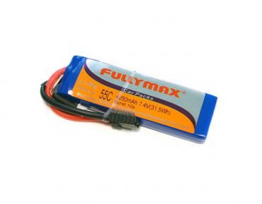 Аккумулятор LiPo Fullymax 7.4V 4250мАч 55C (Traxxas)