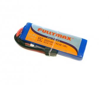 Аккумулятор LiPo Fullymax 7.4V 6500мАч 55C (Traxxas)