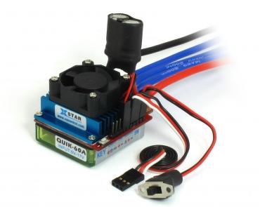 Регулятор оборотов XQcontrol Quick 60A