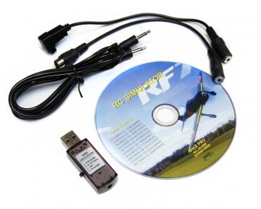 Симулятор USB авиа/авто