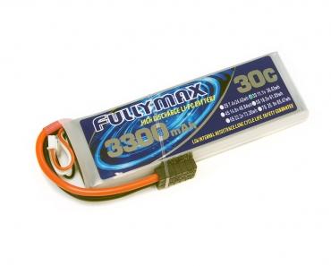 Аккумулятор LiPo Fullymax 11.1V 3300мАч 30C (Traxxas)