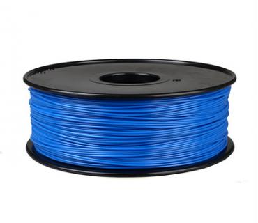 Пластик PLA 1кг (синий)